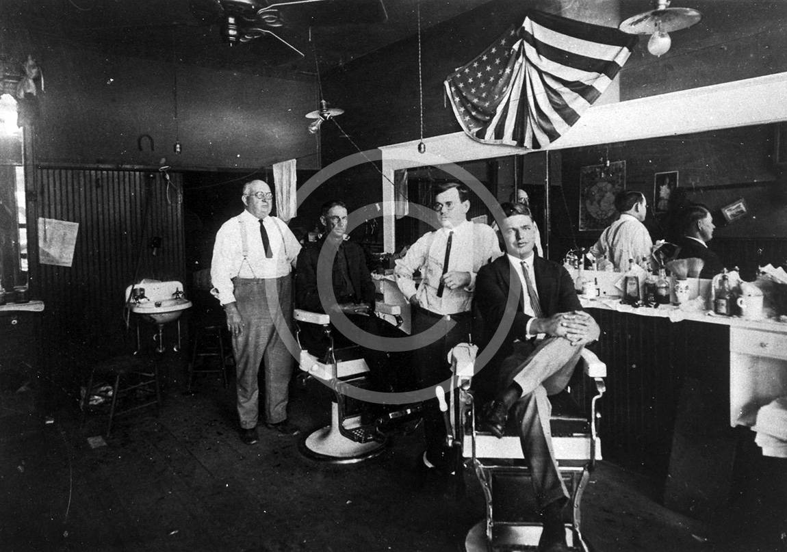 Evolution of Barbershops