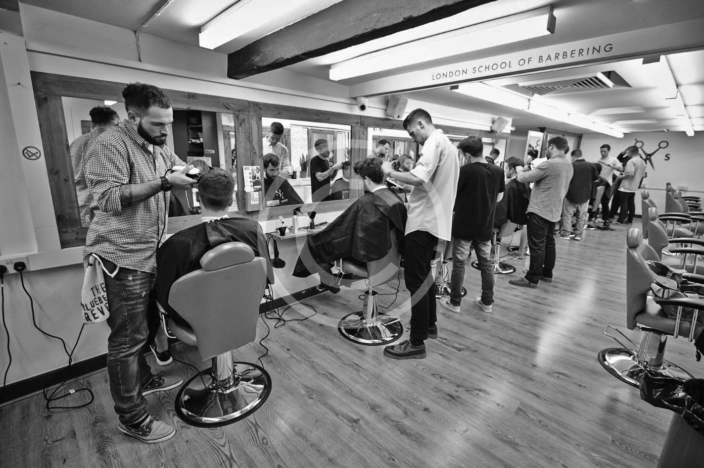 Interesting Article on History of Barbering